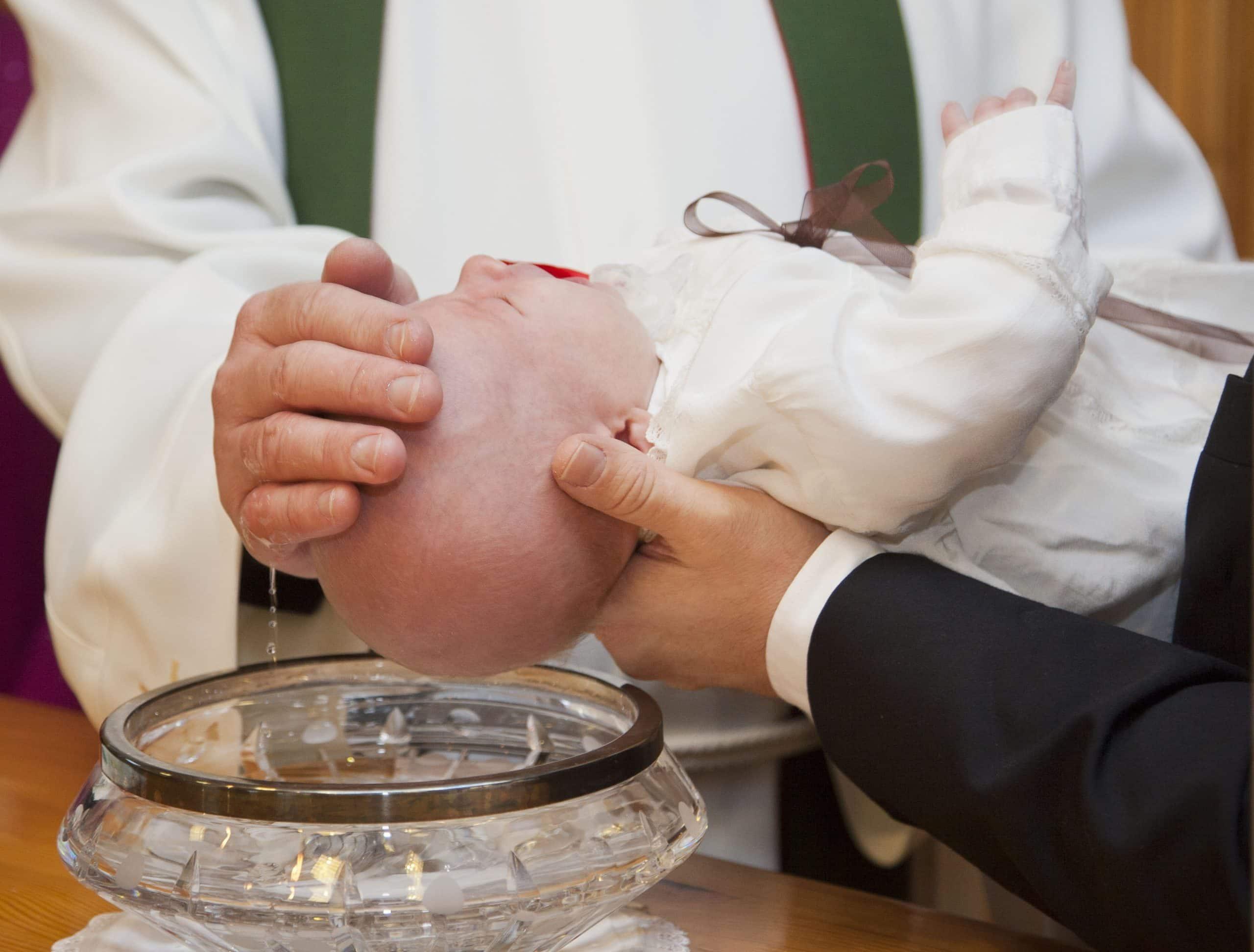 Baptism St. Mary's Church St. Mary's Parish Athlone Coosan Church