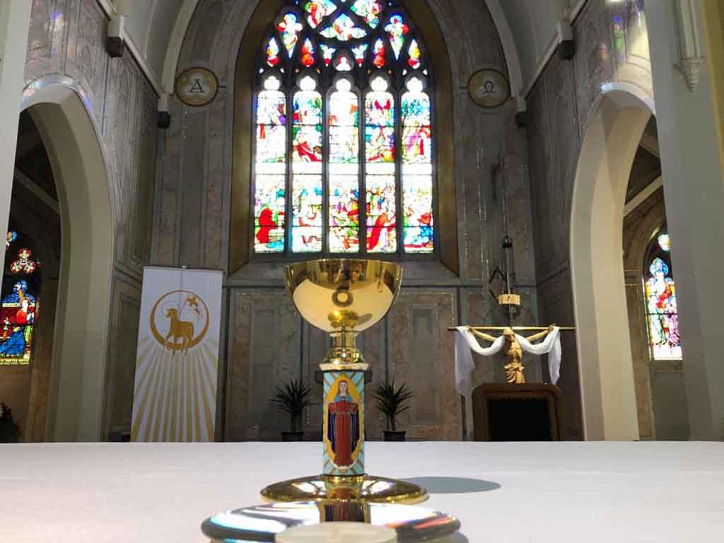 Communion St. Mary's Parish