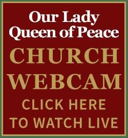 Church Webcam Our Lady Queen Of Peace Church Coosan